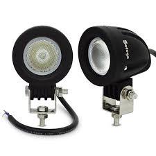 2 inch led spot light 2pcs led driving light 10w led work l off road 10w led work light