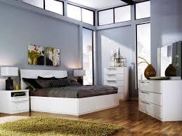 bedroom modern bedroom design using white bed frame designed with