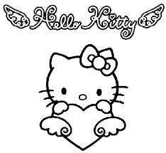 hello kitty 249 dessins animés u2013 coloriages à imprimer