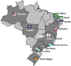 russia world cup cities map world cup brazil 2014 stadiums world cup brazil 2014