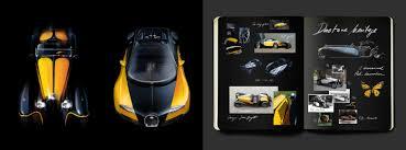 yellow and silver bugatti veyron 16 4 bugatti