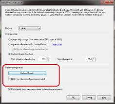 Resetting Battery Windows 7 | how to perform a battery gauge reset lenovo community