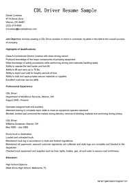 Resume Sample View by Truck Driver Resume 6290 View Original Size Sample Resume Sle