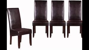 Esszimmerst Le Leder Creme Esszimmer Stühle Leder Jtleigh Com Hausgestaltung Ideen