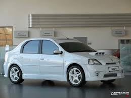 logan renault tuning renault dacia logan cartuning best car tuning photos