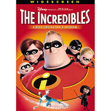 products incredibles disney movies