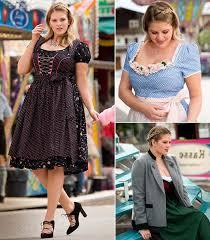 plus size dirndls 10 new women u0027s plus size sewing patterns
