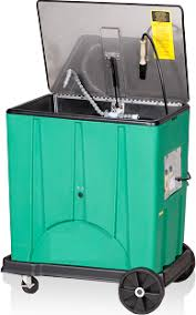 heated parts washer cabinet keteca water works environmentally safer cleaners degreasers
