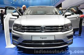 volkswagen germany india bound 2016 vw tiguan reaches dealers in germany