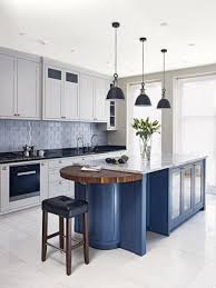 kitchen with black island and white cabinets 23 statement kitchen islands for an edgy touch shelterness