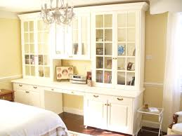 office cabinets with doors library with openable cabinets and built in desk for an elegant