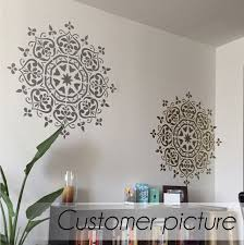 Floral Wall Stencils For Bedrooms 379 Best Stencilslab Stencils Images On Pinterest Exterior Wall