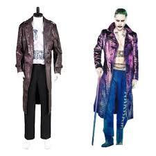 Mens Joker Halloween Costume Online Get Cheap Joker Coats Aliexpress Com Alibaba Group
