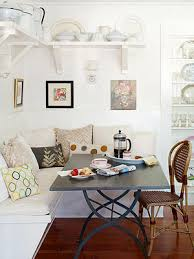 Table For Banquette Banquette Designs Better Homes And Gardens Bhg Com