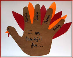 easy thanksgiving arts and crafts for preschoolers