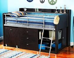 walmart highly rated charleston storage loft bed with desk only