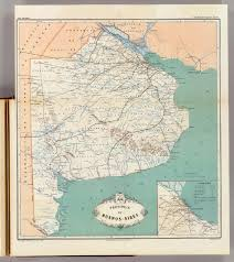 Buenos Aires Map Provincia De Buenos Aires David Rumsey Historical Map Collection