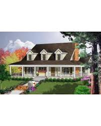 house plans with large porches house plan w3512 detail from