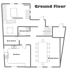 ground floor plan chalet soltir ground floor plan total chalets