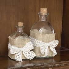 25 diy shabby chic decor ideas for women who love the retro style shabby chic bottle decoration