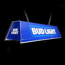 bud light pool table light pool table ls grimm industries
