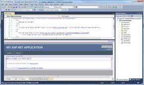 design web form in visual studio 2010 my passion for net