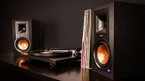powered subwoofer for home theater system r 15pm powered monitor speakers bluetooth u0026 vinyl ready klipsch