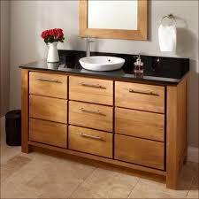 Bathroom Vanity With Drawers On Left Side Storage Furniture Bathroom Storage U0026 Vanities Bathroom