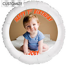 personalized balloons custom balloons personalized balloons party city