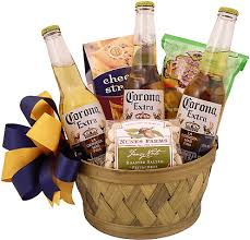 birthday baskets for him gift baskets for men with craft brews ipa s more