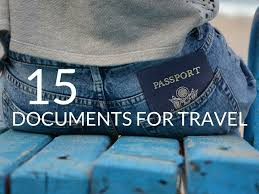 south dakota where can you travel without a passport images 15 necessary documents to take while traveling hippie in heels jpg