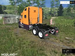 peterbilt 387 v 2 0 mod for farming simulator 2015 15 fs ls