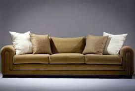 canap classique tissu canapé classique en tissu 3 places marron cheswick orior