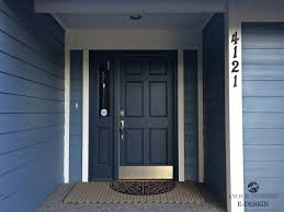 exterior door paint 64 best home exteriors images on pinterest