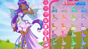 play winx club harmonix style girlg