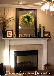 mantel exciting mantel decor ideas for fireplace design