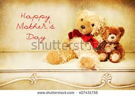 teddy for s day teddy happy valentines day stock photo 93204409