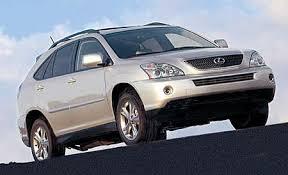 2004 lexus rx mpg lexus rx reviews lexus rx price photos and specs car and driver