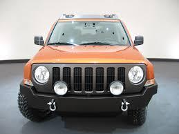 orange jeep patriot car cc 2006 sema show jeep patriot car blog offers best car