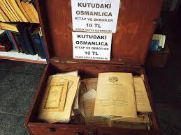 Ottoman Books Kadıköy Savor Istanbul