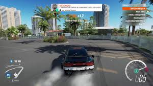 hoonigan rx7 twerk stallion forza horizon 3 parking lot drifting 240sx pc youtube