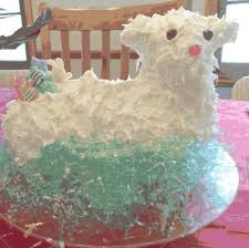 Easter Lamb Cake Decorating Ideas by 79 Best Lamb Cakes Images On Pinterest Lamb Cake Easter Lamb