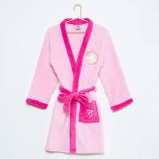robe de chambre violetta peignoir de nuit comme des bêtes fille kiabi 17 00
