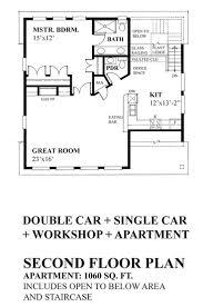 4 Car Garage Apartment Plans Garage With Living Quarters Plans Metal Building Home Designs