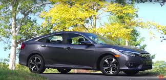 honda civic 2016 sedan 2016 honda civic consumer reports review finds a few flaws and