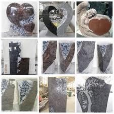 Flat Grave Markers With Vase American Design Granite Memorial Flat Grave Marker Buy Grave