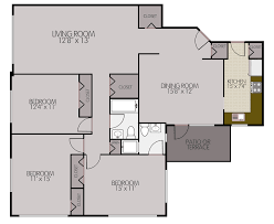 3 bedroom 2 bathroom house plans vuivui us beautiful 3 bedroom apartment floor plans 2 3