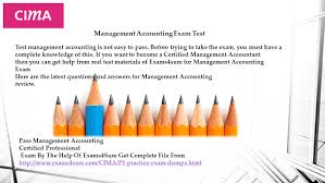 what is management accounting management accountants play a vital