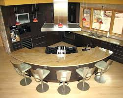 kitchen island with cooktop and seating kitchen island with stove and seating circular kitchen island with