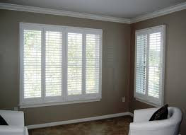 Wood Plantation Blinds Plantation Shutters Traditional Bedroom Boston By Shades